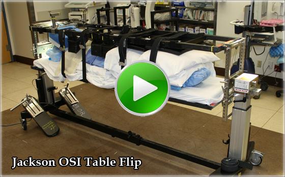 Jackson Frame Spine Surgery - Frame Design & Reviews